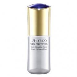 SHISEIDO 資生堂-專櫃 全效抗痕系列-全效抗痕淨斑白金萃 VITAL-PERFECTION White Circulator Serum