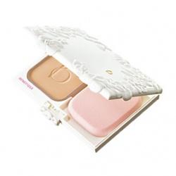 SHISEIDO 資生堂-專櫃 粉餅-恬蜜花漾晶透粉餅