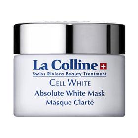 La Colline 晶透嫩白系列-極緻嫩膚白面膜 Cell White Absolute White Mask
