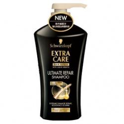 Schwarzkopf 施華蔻 奢極黑金修護系列-奢極黑金修護洗髮乳
