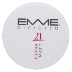 EMMEDICIOTTO 髮妝‧造型-21號強力塑泥 21 extra matt