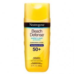 Neutrogena 露得清 身體防曬-海灘終極防護防曬隔離乳SPF50+
