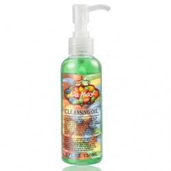 La May 拉美美人 彩虹糖基礎保濕美人系列-清新綠茶卸妝油