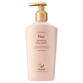 F`ees 法緻 身體保養-沁涼舒緩爽身乳 Refreshing Body Lotion