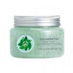 富士山綠茶淨化沐浴茶凍