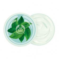 The Body Shop 美體小舖 富士山綠茶淨化沐浴保養系列-富士山綠茶淨化身體滋養霜