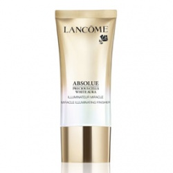 LANCOME 蘭蔻 乳液-絕對完美極淨鑽白嫩膚乳(限量) ABSOLUE PRECIOUS CELLS WHITE AURA MIRACLE FINISHER