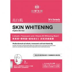 Dr's Formula 台塑生醫 保養面膜-熊果素淡斑淨膚面膜