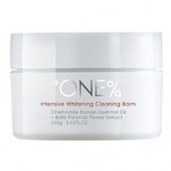 +ONE% 歐恩伊 超激光鑽白系列-超光感鑽白零殘留溫和卸妝膏 Intensive Whitening Cleaning Blam