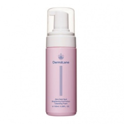 DermaLane 洗顏-極效肌因煥白洗卸兩用慕絲 Zero Dark Spot Brightening Dual Action Cleansing Foam