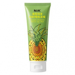鳳梨酵素粉刺礦物泥膜 Pineapple Enzymatic Mineral Clay Mask