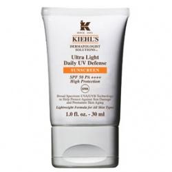 KIEHL`S 契爾氏 防曬‧隔離-集高效清爽UV防護乳SPF50/PA++++
