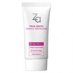 Za  美白系列-4D亮白UV防曬乳(臉部用)SPF50+/PA++++
