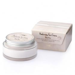 SABON 臉部保養系列-以色列綠玫瑰賦活保溼乳霜 Moisture Lotion