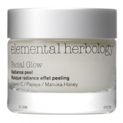 Elemental Herbology 光澤活力系列-紅茶酵素明亮去角質霜 Facial Glow Radiance Peel