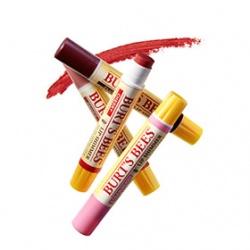 BURT`S BEES 小蜜蜂爺爺 Natural make up-珠光唇彩 Lip Shimmers