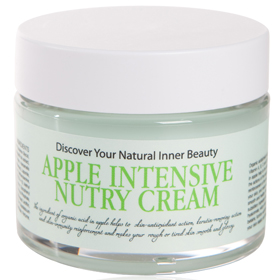 Chamos 卡莫斯 乳霜-蘋果營養霜 Apple Intensive Nutry Cream