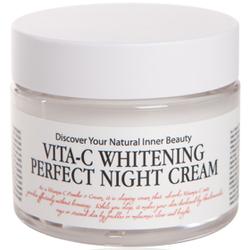 深層美白晚安凍膜 Vita-C Whitening Perfect Night Cream