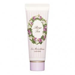 Les Merveilleuses LADUREE 手部保養-花園香氛護手霜(瑪麗皇后玫瑰茶) ROSE TEA HAND CREAM