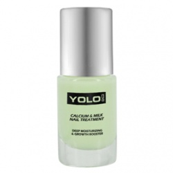 YOLO! Cosmetics Nail-增強加鈣護甲油