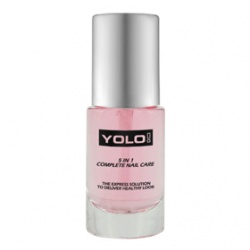 YOLO! Cosmetics Nail-5合1全效能護甲油