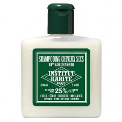 Institut Karite Paris 巴黎乳油木 洗髮-乳油木雙效洗髮精 Shea Shampoo Milk Cream