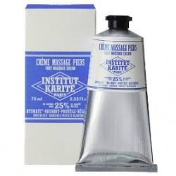 Institut Karite Paris 巴黎乳油木 腿‧足保養-乳油木潤足霜 Shea Foot Cream  Milk Cream