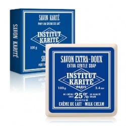 Institut Karite Paris 巴黎乳油木 身體清潔系列-乳油木牛奶乳霜皂 Shea Soap Milk Cream
