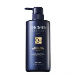 男仕沐浴清潔產品-男性全效洗髮沐浴乳