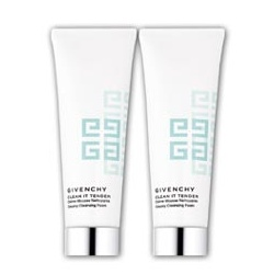 GIVENCHY 紀梵希 水嫩保濕系列-潔顏淨透洗面乳 Creamy Cleansing Foam