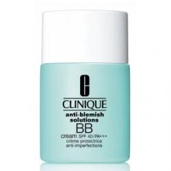 CLINIQUE 倩碧 BB產品-無油光淨痘BB霜SPF40/PA+++ Anti-Blemish Solutions BB Cream SPF40/PA+++