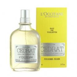 L'OCCITANE 歐舒丹 男士枸櫞香氛系列-枸櫞淡香水