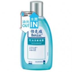 Benzac 倍克痘 潔膚洗顏系列-控油潔膚凝露 Daily Facial Liquid Cleanser