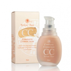 Nature Tree CC產品-白皙無瑕輕透CC霜 Complete Correction