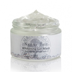 Nature Tree 凝膠‧凝凍-美白亮膚凝膜 Whitening Gel Mask
