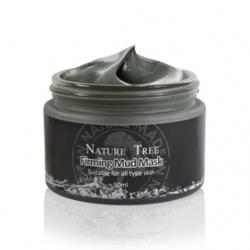 Nature Tree 凝膜系列-火山灰泥膜 Firming Mud Mask