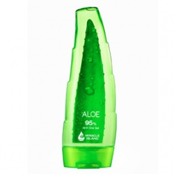 Miracle Island 奇蹟之島 身體保養-蘆薈保濕咕溜水肌蜜 Miracle Island Aloe All In One Gel