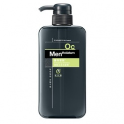 MENTHOLATUM 曼秀雷敦 洗髮-健髮去油洗髮精