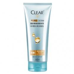 Clear 淨 WOMEN-PURE DERM頭皮專業調理0矽靈去屑洗髮乳(淨漾水潤)