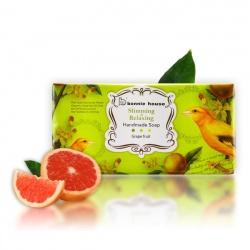 Bonnie House 植享家 天然手工皂系列-柚晰光影手工皂