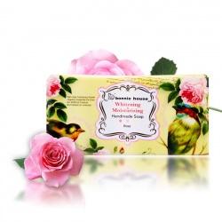 Bonnie House 植享家 天然手工皂系列-玫瑰手工皂