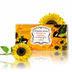 Bonnie House 植享家 天然手工皂系列-向日葵手工皂