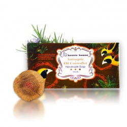 Bonnie House 植享家 天然手工皂系列-檜木手工皂