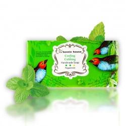 Bonnie House 植享家 天然手工皂系列-薄荷手工皂