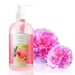 Bonnie House 植享家 沐浴清潔-潔淨系列大馬士革玫瑰沐浴膠300ml