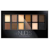時尚伸展台訂製12色眼彩盤Nude 1時尚小舞台 The Nudes Eye Shadow Palette