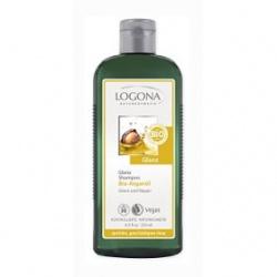 LOGONA 諾格那 亮澤系列-摩洛哥堅果油亮澤洗髮精