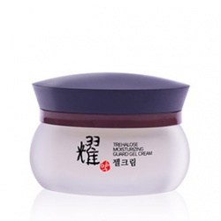 耀 臉部保養系列-海藻醣守護凝露 Trehalose Moisturizing Guard Gel Cream