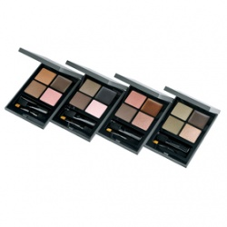 THREE  眼影-魅光4D眼盒Plus 4D-PLUS EYE PALETTE