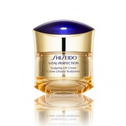 SHISEIDO 資生堂-專櫃 全效抗痕系列-全效抗痕緊顏白金霜 VITAL-PERFECTION Sculpting Lift Cream